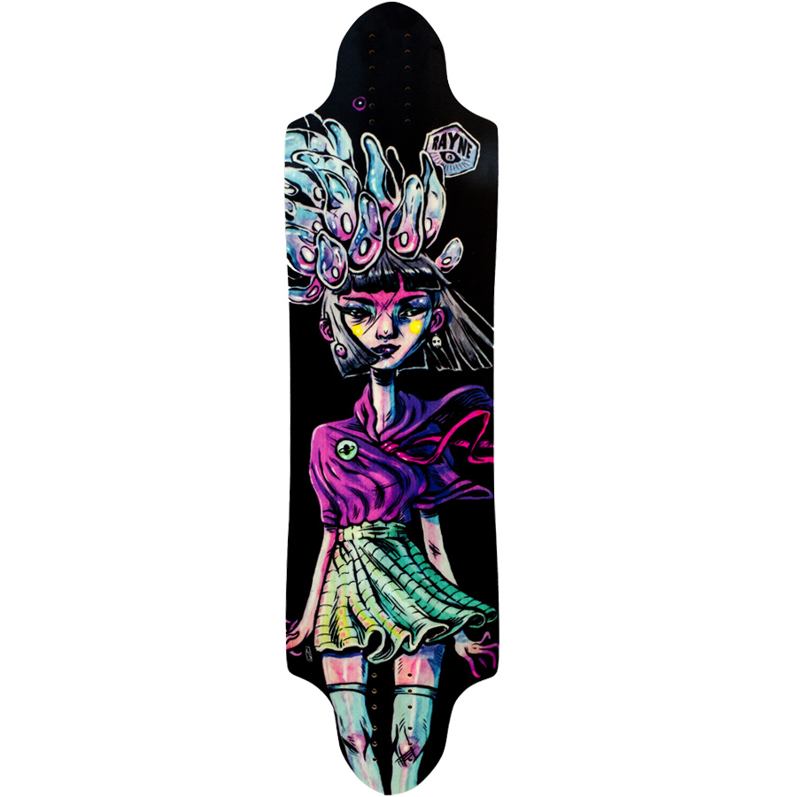 Rayne Longboards Savage