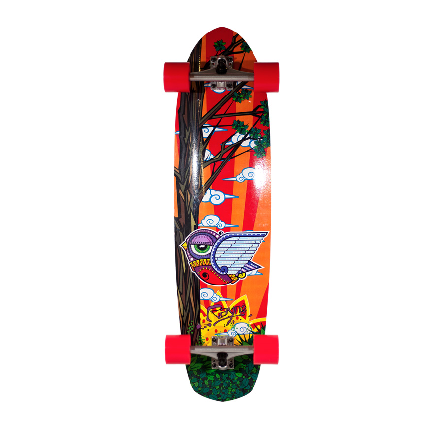 Rayne Longboards anthem 2015