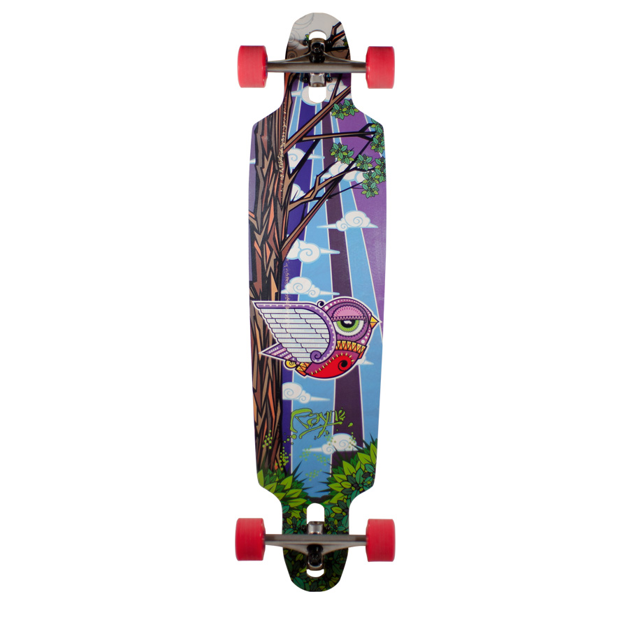 Rayne Longboard Flight 2015