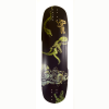 Rayne Longboards Exorcist Deep Sea Longboard Skateboard Deck Bottom View