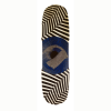 Rayne Longboards Exorcist Deep Sea Longboard Skateboard Deck Top View