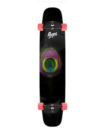 rayne whip 44complete longboard for dancing and freestyle longboarding