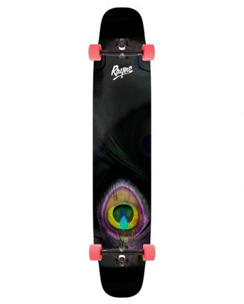 rayne whip 47 complete longboard for dancing and freestyle longboarding