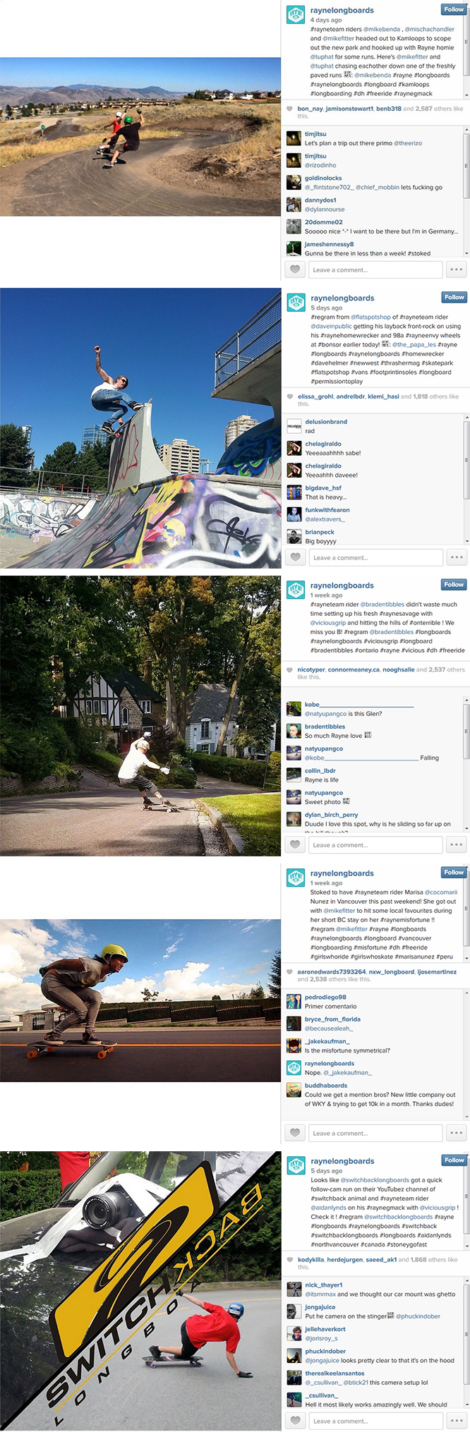 5 Vertical Images Template Instagram Roundup Rayne Blog